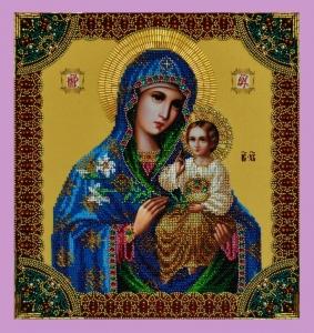 """Икона Божией Матери """"Неувядаемый цвет"""""""